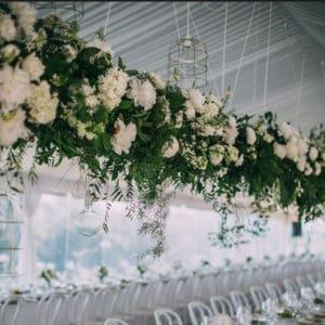 flower ceiling pieces