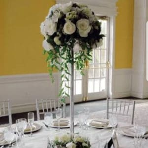 floral table centrepiece