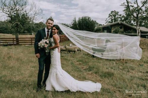 Jenn and Aarons wedding