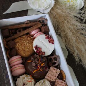 Small magical dessert box